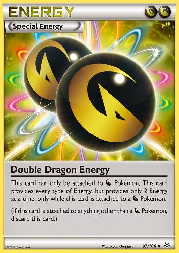 Energia Dragão Dupla / Double Dragon Energy (#97/108)