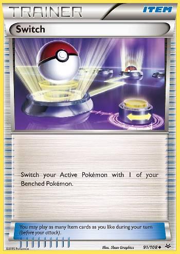Switch (#91/108)