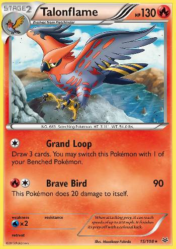Talonflame (#15/108)