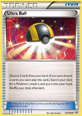 Ultra Ball (#93/108)