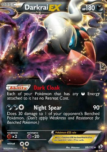 Darkrai-EX (#88/113)