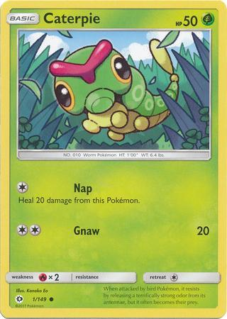 Caterpie (#1/149)