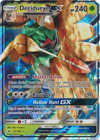 Decidueye-GX (#12/149)