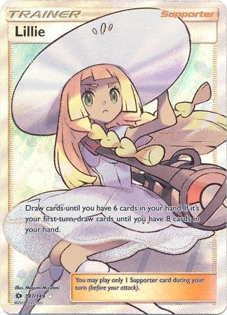 Lillie (#147/149)
