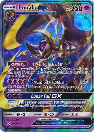 Lunala-GX (#66/149)