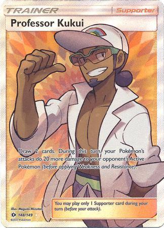 Professor Kukui (#148/149)