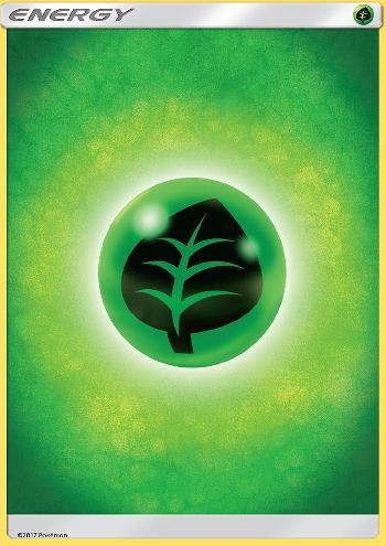 Grass Energy (#164/149)