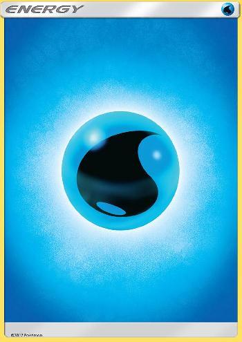 Water Energy (#166/149)