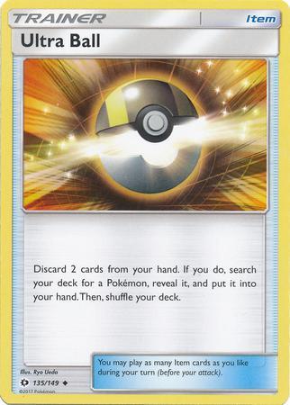 Ultra Ball (#135/149)