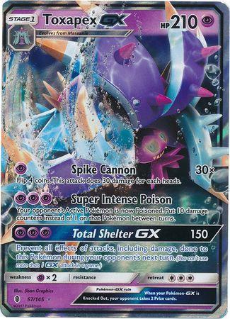 Toxapex-GX (#57/145)
