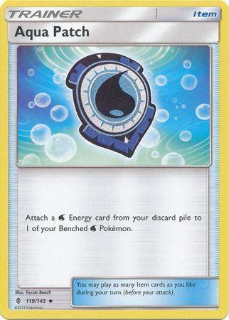 Aqua Patch (#119/145)