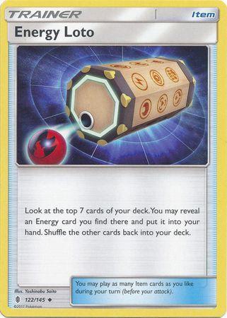 Energy Loto (#122/145)