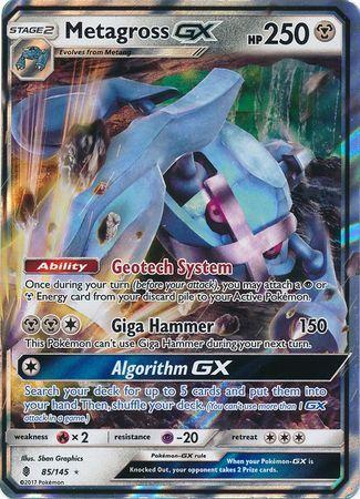 Metagross-GX (#85/145)