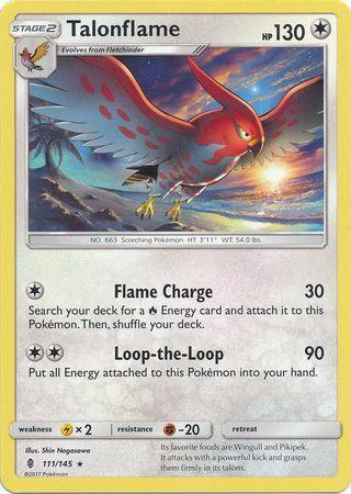Talonflame (#111/145)
