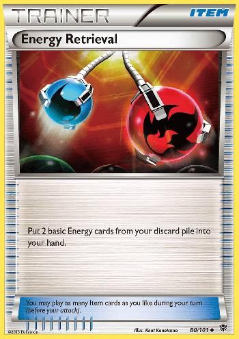 Energy Retrieval (#80/101)
