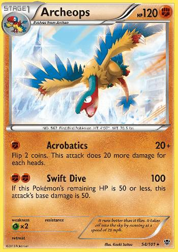 Archeops (#54/105)