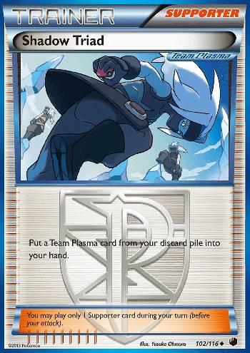 Shadow Triad (#102/116)