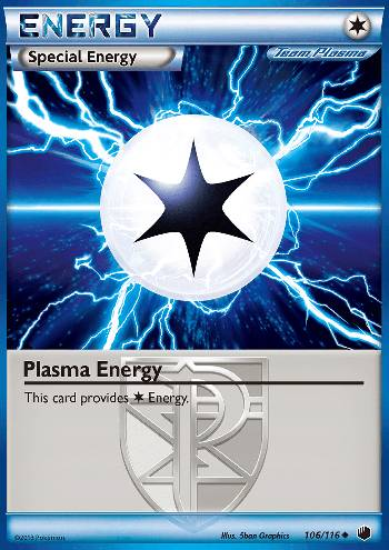 Plasma Energy (#106/122)