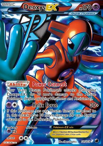 Deoxys-EX (#111/116)