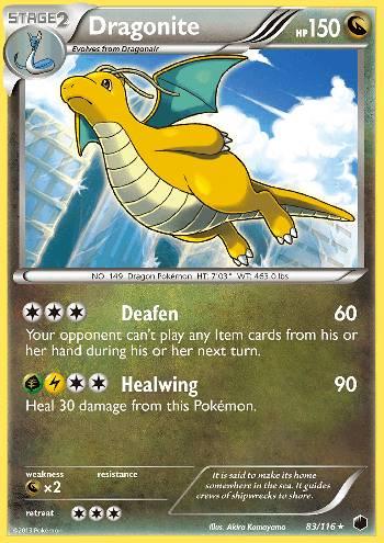 Dragonite (#83/122)