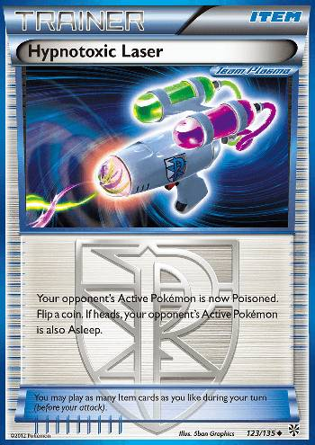 Hypnotoxic Laser (#123/138)
