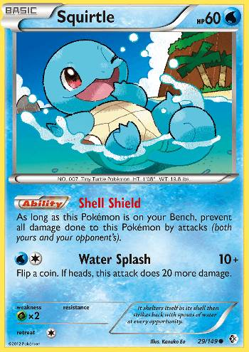 Squirtle (#29/149)