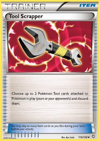 Tool Scrapper (#116/124)