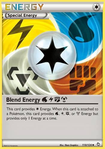 Blend Energy WLFM (#118/124)