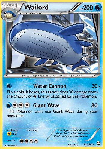 Wailord (#26/124)