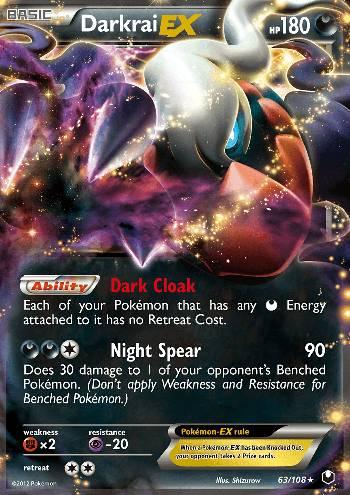 Darkrai-EX (#63/111)
