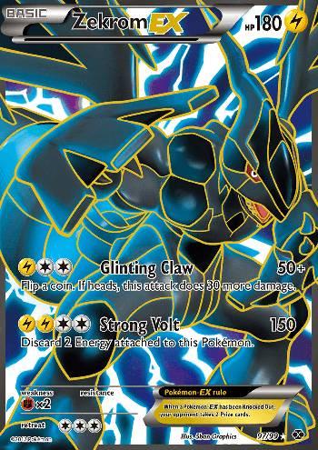 Zekrom-EX (#97/103)