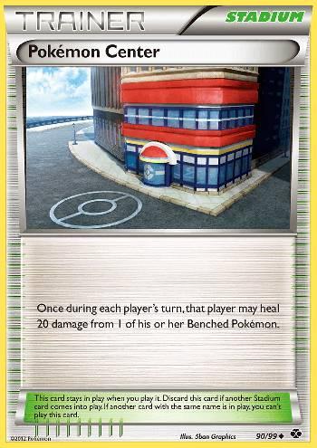 Pokémon Center (#90/99)
