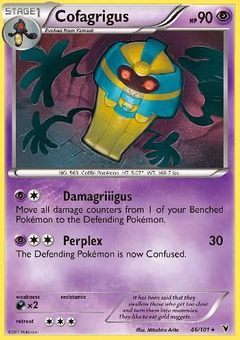 Cofagrigus (#46/101)