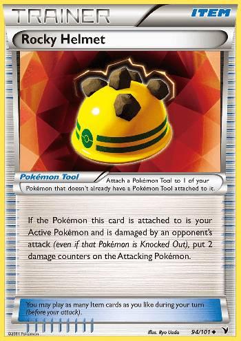 Rocky Helmet (#94/101)