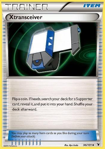 Xtransceiver (#96/101)