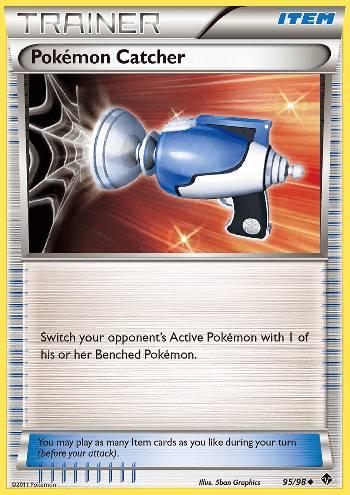 Pokémon Catcher (#95/98)