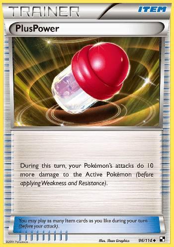 PlusPower (#96/114)