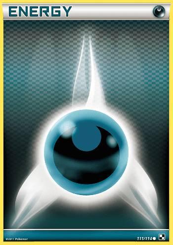 Darkness Energy (#111/114)