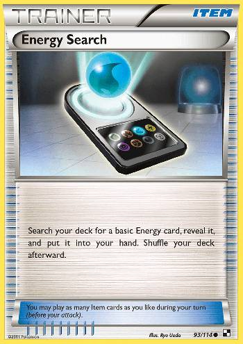 Energy Search (#93/115)