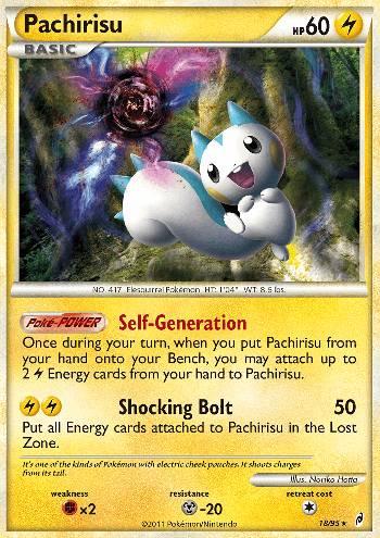 Pachirisu (#18/106)