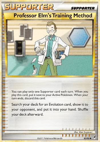 Professor Elm's Training Method (#82/106)