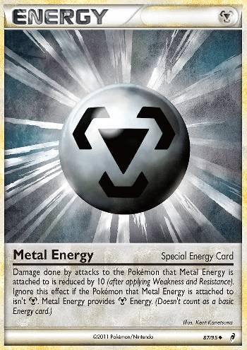 Metal Energy (#87/106)