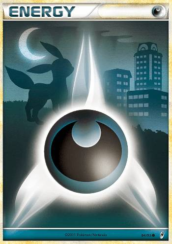 Darkness Energy (#94/106)