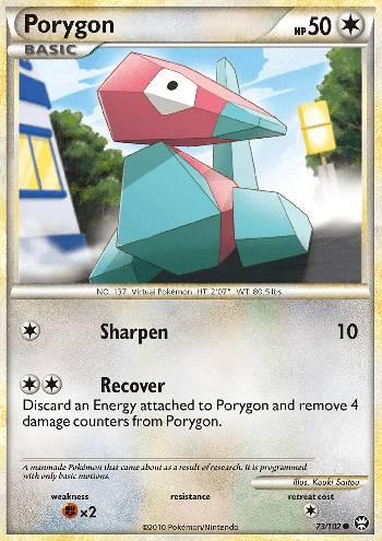 Porygon (#73/103)
