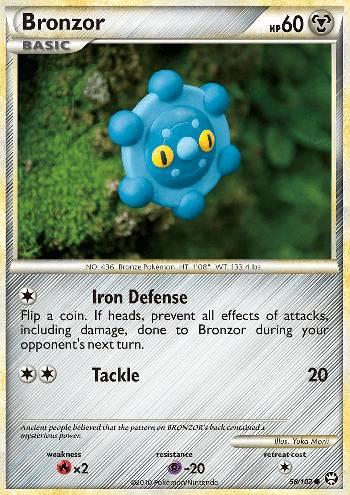 Bronzor (#58/103)