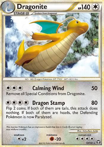 Dragonite (#18/103)