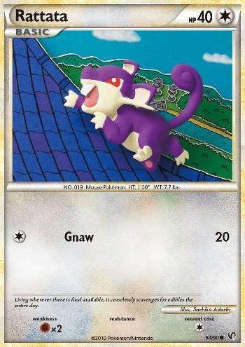 Rattata (#64/91)