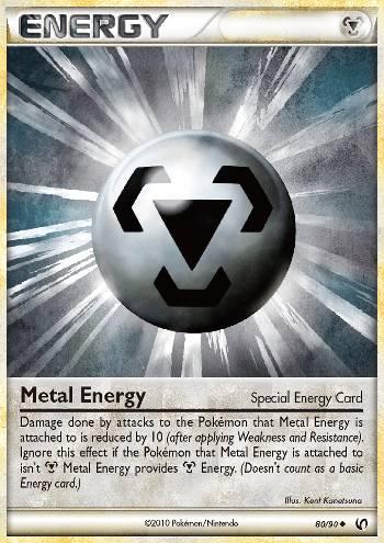 Metal Energy (#80/91)
