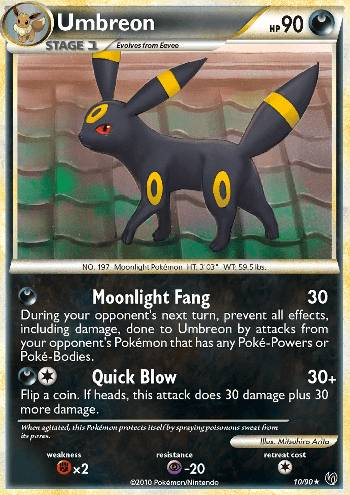 Umbreon (#10/91)