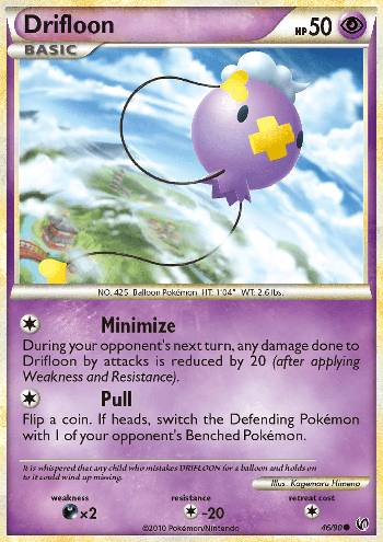 Drifloon (#46/91)